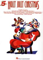 Holly Jolly Christmas - Five Finger Piano Sheet Music