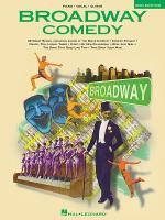 Broadway Comedy Songs Sheet Music