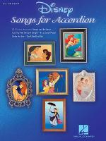 Disney Songs for Accordion - 2nd Edition Sheet Music