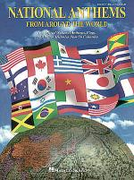 National Anthems from Around the World Sheet Music