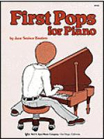 First Pops For Piano Sheet Music