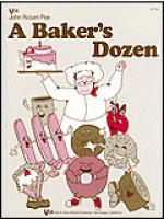 A Baker's Dozen Sheet Music