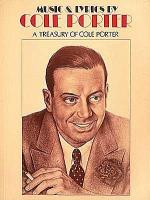 Music & Lyrics By Cole Porter, Vol. 1 Sheet Music
