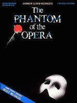Phantom of the Opera - Andrew Lloyd Webber Sheet Music