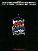 Joseph and the Amazing Technicolor Dreamcoat Sheet Music