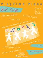 PlayTime® Kids' Songs Sheet Music