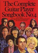The Complete Guitar Player: Songbook No.4 Sheet Music