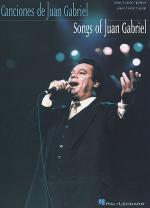 Songs Of Juan Gabriel Sheet Music
