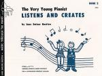 The Very Young Pianist Listens And Creates Book 2 Sheet Music
