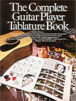 The Complete Guitar Player: Tablature Book Sheet Music