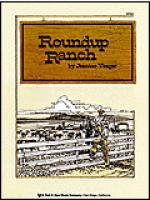 Roundup Ranch Sheet Music