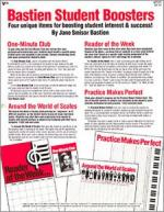 Bastien Student Boosters Sheet Music