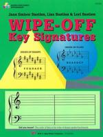 Bastien Piano Basics: Wipe-off Key Signatures Sheet Music