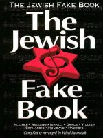 The Jewish Fake Book Sheet Music