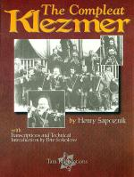 Compleat Klezmer Book CD Sheet Music