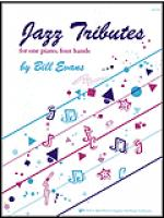Jazz Tributes Sheet Music