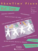 ShowTime® Kids' Songs Sheet Music