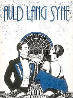 Auld Lang Syne - Easy Piano Sheet Music