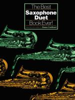 The Best Saxophone Duet Ever Sheet Music