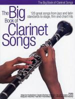The Big Book Of Clarinet Songs Sheet Music