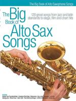 The Big Book Of Alto Sax Songs Sheet Music