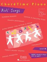 ChordTime® Kids' Songs Sheet Music