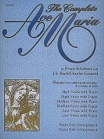 The Complete Ave Maria Sheet Music