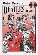 Beatles Fur Gitarre: Volume 1 Sheet Music