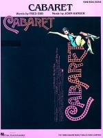 Cabaret (from Cabaret) Sheet Music
