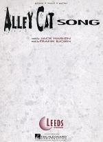 Alley Cat Song Sheet Music