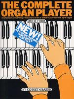 The Complete Organ Player: Book 4 Sheet Music