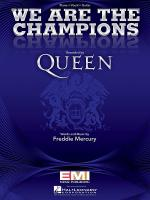 We Are The Champions Sheet Music