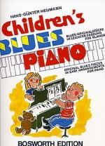 Hans-Gunter Heumann: Children's Blues For Piano Sheet Music