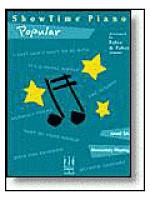ShowTime® Popular Sheet Music