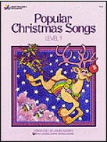 Popular Christmas Songs, Level 1 Sheet Music