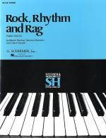 Rock, Rhythm And Rag - Book 3 Sheet Music