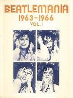 Beatlemania 1963 -1966 (VOL1) Sheet Music