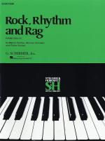 Rock, Rhythm And Rag - Book 4 Sheet Music