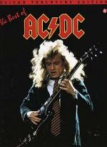 The Best Of AC/DC (TAB) Sheet Music