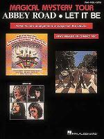 The Beatles - Magical Mystery Tour/Abbey Road/Let It Be Sheet Music