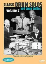 Classic Drum Solos And Drum Battles Volume 2 DVD Sheet Music