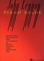 John Lennon Piano Solos Sheet Music