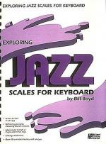 Exploring Jazz Scales For Keyboards Sheet Music