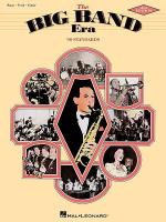 The Big Band Era Sheet Music