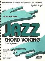 Intermediate Jazz Chord Voicing For Keyboard Sheet Music