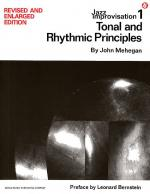 Jazz Improvisation Volume 1: Tonal And Rhythmic Principles Sheet Music