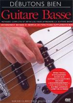 Débutons Bien: La Basse (DVD) Sheet Music