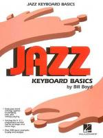 Bill Boyd: Jazz Keyboard Basics Sheet Music