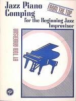 Jazz Piano Comping From The Top Sheet Music