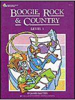 Boogie, Rock And Country, Level 1 Sheet Music